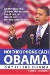 Nói theo phong cách Obama