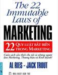 22 Quy luật bất biến trong marketing