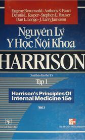 Nguyên lý y học nội khoa Harrison
