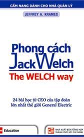 Phong cách Jack Welch