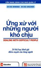 Ứng xử với những người khó chịu