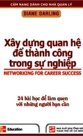 Xây dựng quan hệ để thành công trong sự nghiệp