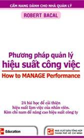 Phương pháp quản lý hiệu suất công việc