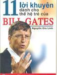 11 lời khuyên dành cho thế hệ trẻ của Bill Gates