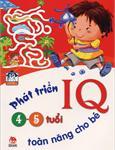 Phát triển IQ toàn năng cho bé