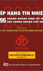 Xếp hạng tín nhiệm 596 doanh nghiệp niêm yết trên sàn chứng khoán Việt Nam