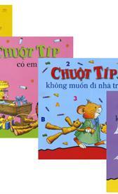 Bộ sách Chuột Típ (14 cuốn)