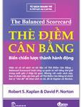 Thẻ điểm cân bằng - Biến chiến lược thành hành động