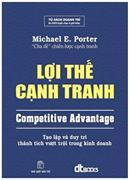 Bộ 3 cuốn sách: Chiến lược cạnh tranh, Lợi thế cạnh tranh & Lợi thế cạnh tranh quốc gia