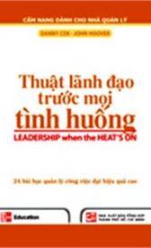 Thuật lãnh đạo trước mọi tình huống