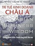 Trí tuệ kinh doanh châu Á